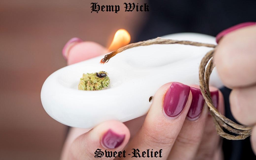 hemp wick
