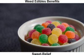 Weed Edibles Benefits