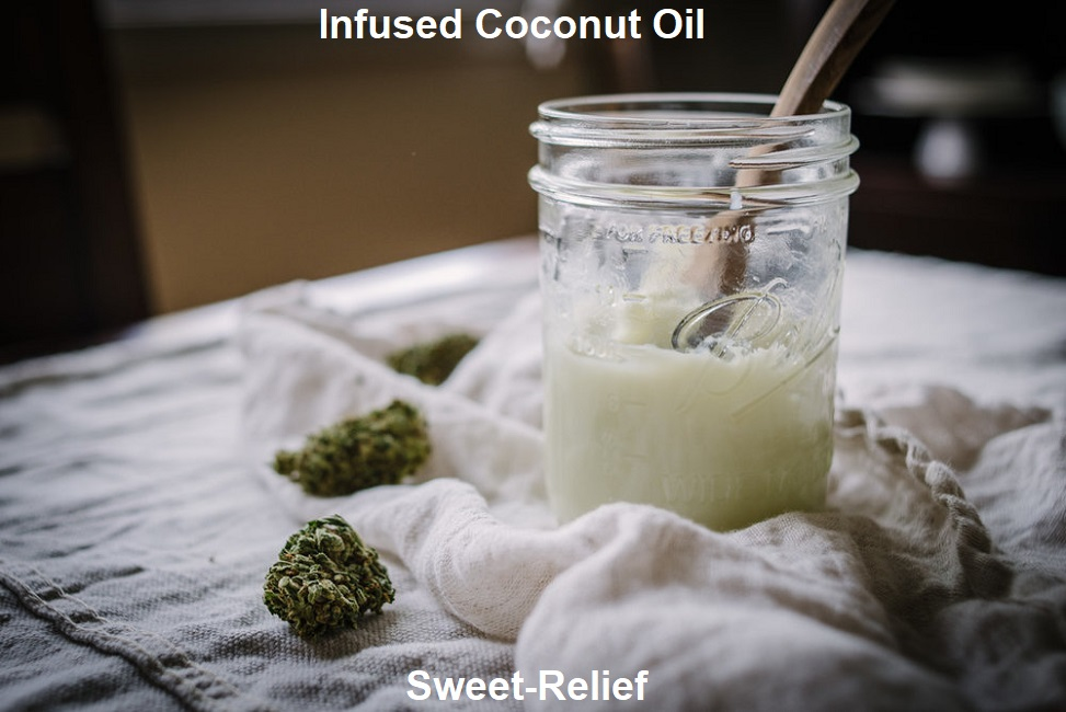 infused coconut oil