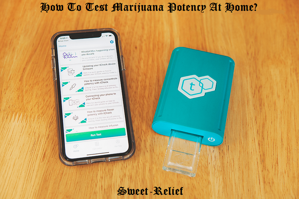 how to test distillate