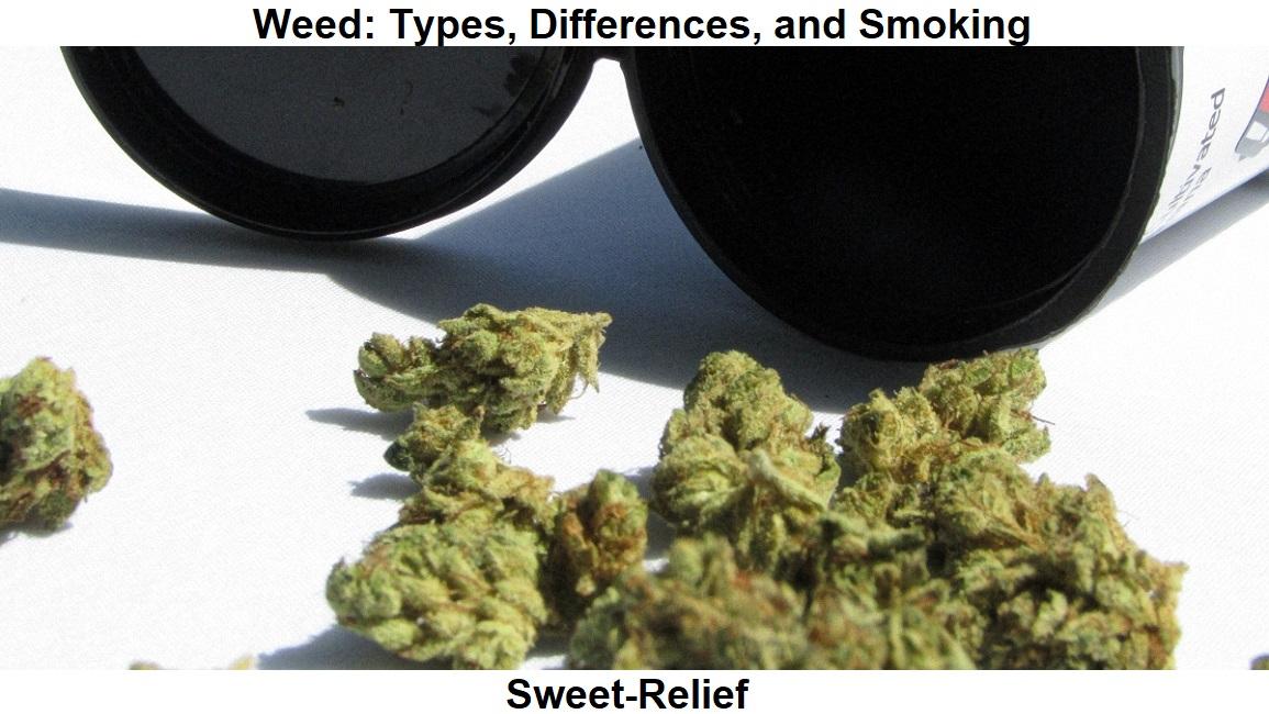types of weed to smoke
