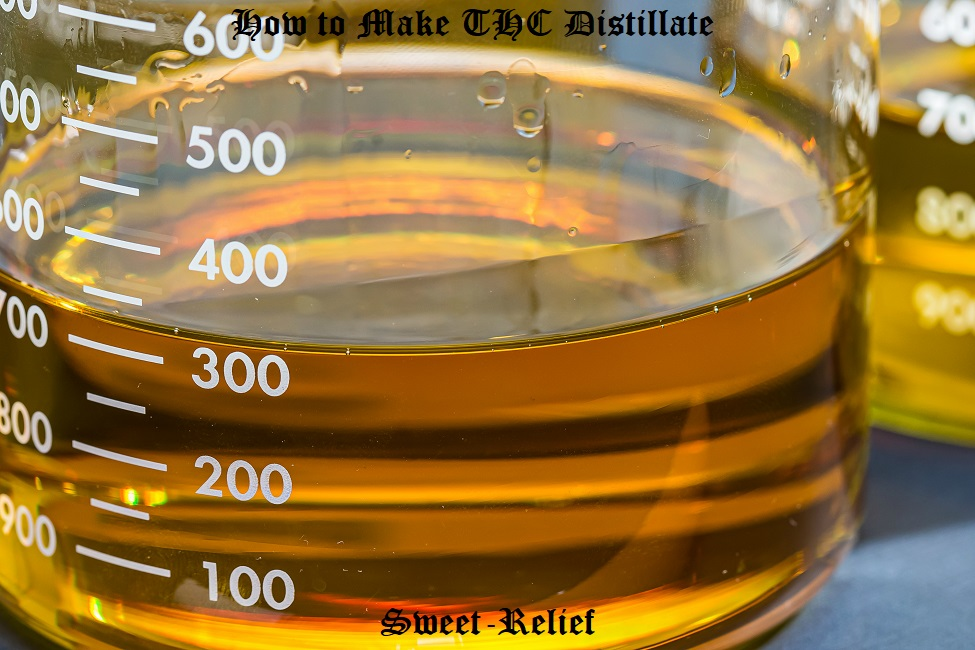 how to make distillate