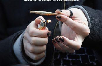 how to smoke
