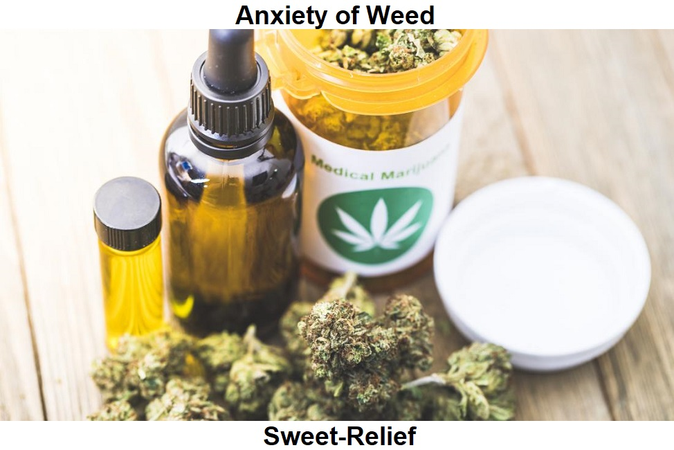 weed and anxiety