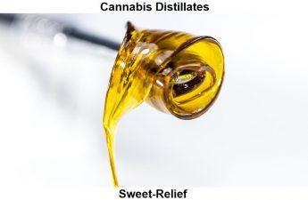 Cannabis Distillates
